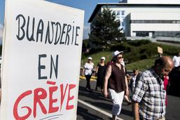 Les buanderies de l'Hôpital fribourgeois externalisées dès 2019