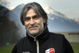 FC Sion: Jacobacci a sa chance