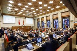 Record du nombre de candidatures pour le Grand Conseil genevois