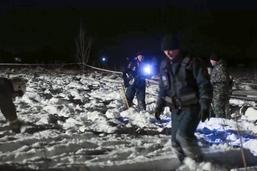 Crash: un Suisse parmi les passagers de l'avion de Saratov Airlines