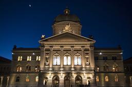 Près d'un Suisse sur deux insatisfait de la politique helvétique