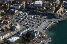 Vevey: l'initiative pour le parking a obtenu plus de 3000 paraphes
