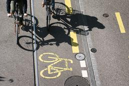 Le dépassement des vélos doit être estimé au cas par cas