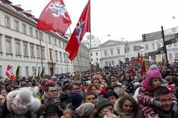 La Lituanie célèbre 100 ans de son indépendance retrouvée