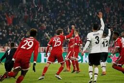 Ligue des champions: très net avantage pour le Bayern