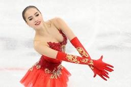 Zagitova offre sa première médaille d'or à la Russie