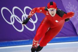 Le patinage de vitesse revit en Suisse