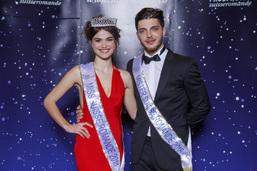 Une Genevoise et un Valaisan élus Miss et Mister Suisse romande