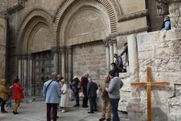 Le Saint-Sépulcre fermé pour la deuxième journée à Jérusalem
