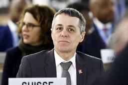 La Suisse salue l'agenda pour le désarmement annoncé par l'ONU