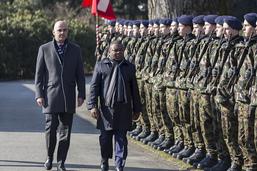 La Suisse et le Mozambique signent un accord de coopération