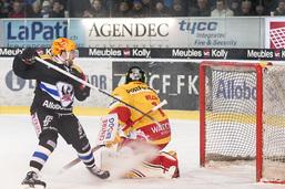 Fribourg Gottéron qualifié, Lausanne contre la relégation