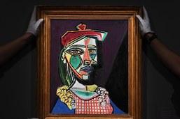 Un tableau de Picasso, où se cache sa maîtresse, vendu 64 millions