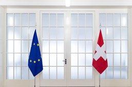La Suisse veut un tribunal arbitral pour les différends avec l'UE