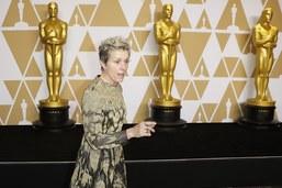 L'Oscar de Frances McDormand brièvement subtilisé