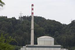 Arrêt automatique d'urgence à la centrale de Mühleberg