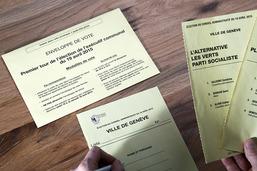Les Suisses devraient envoyer leur bulletin de vote sans payer