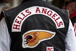 Vaste opération de police contre des Hells Angels belges