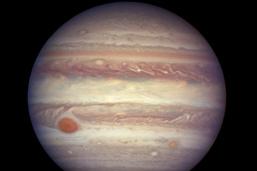 Jupiter et ses vents perdent un peu de leur mystère (étude)
