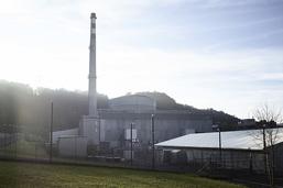 La centrale de Mühleberg fonctionne à nouveau normalement