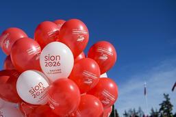 Le parlement valaisan confirme son soutien à Sion 2026