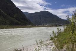 Le financement de la 3e correction du Rhône est lancé