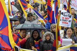 Plus de 3500 Tibétains en exil commémorent le soulèvement de 1959