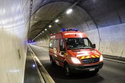 Vaud: Conductrice grièvement blessée après un accident sur l'A1