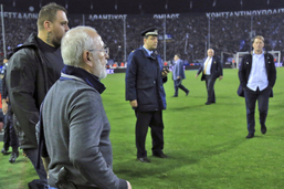 Suspension du championnat de Grèce après de nouvelles violences