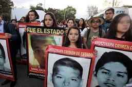 L'enquête sur la disparition de 43 étudiants au Mexique avance - Un suspect arrêté