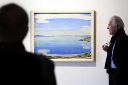 Hodler et le lac Léman célébrés au musée de Pully (VD)
