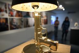 Le mudac à Lausanne: l'exposition coup de feu
