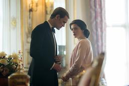 """Netflix paie moins la reine que le prince consort dans """"The Crown"""""""