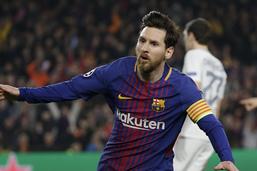 Ligue des champions: le Barça sort Chelsea
