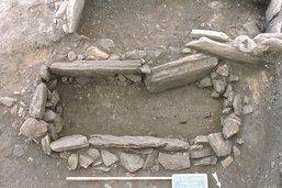 Nécropole romaine découverte au Tessin