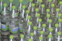 Nestlé Waters Suisse modernise son usine d'Henniez