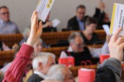 Le PEV dit oui à la loi sur les jeux d'argent