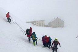 Avalanches et accidents en Valais: deux morts et un blessé