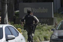 Une femme armée fait trois blessés au siège de YouTube