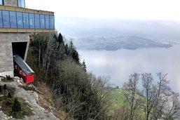 Au Bürgenstock, une vue magistrale