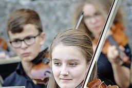 L'Orchestre des jeunes tient le pari de la création