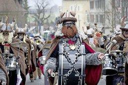 Encore trois jours de carnaval