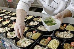Des plats cuisinés livrés aux travailleurs