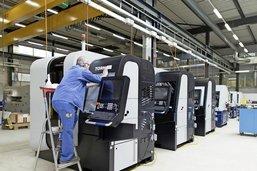 L'industrie des machines relève la tête