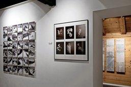 Rideau sur 25 ans d'expositions