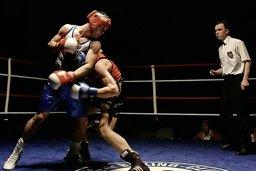 A Châtel, on boxe de 6 à 60 ans