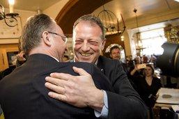 Didier Castella élu, récit d'un dimanche sans suspense