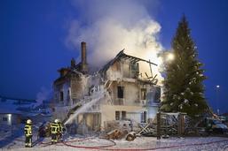Deux condamnations après l'incendie de l'Hôtel Kaiseregg