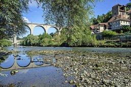 Le pont sera sécurisé par des filets