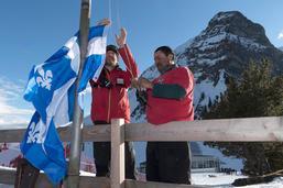Fête du Québec à Moléson